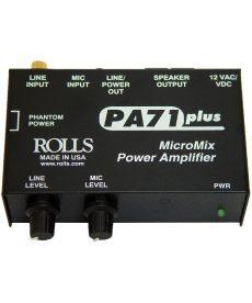 Rolls PA71 Plus