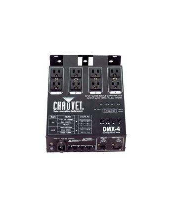 Chauvet DMX-4
