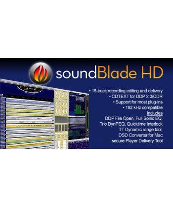 Sonic Studio soundBlade HD