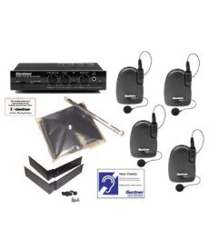 Gentner Digital Package (with Digital-1 receivers)