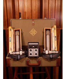 Telefunken C12 Stereo Set