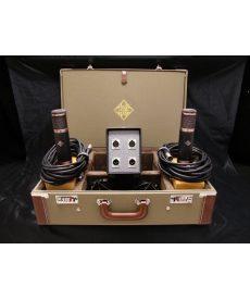 Telefunken CU-29 Copperhead Stereo Set