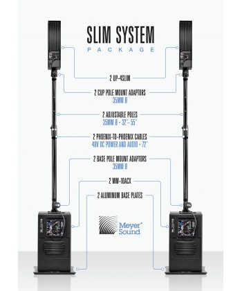 Meyer Sound Slim System