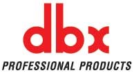 DBX signal processors, direct boxes, compressors, gates, crossovers, equalizers, and digital cards
