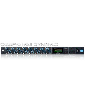 Focusrite OctoPre MkII Dynamic