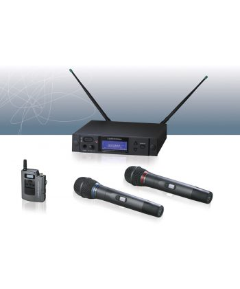 Audio-Technica 4000 Series Wireless Systems