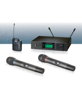 Audio-Technica 3000 Series Wireless Systems