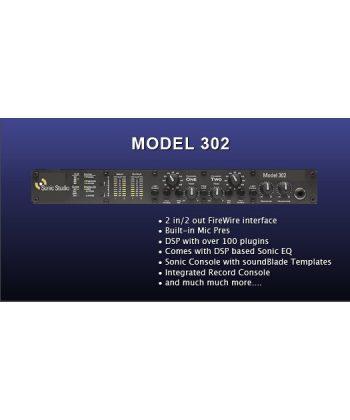 Sonic Studio Model 302