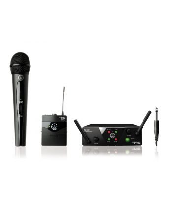 AKG WMS 40 Mini2 Vocal/Instrument Set
