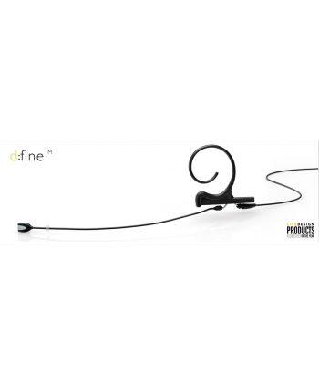 DPA d:fine Single-Ear Omnidirectional, 110mm boom
